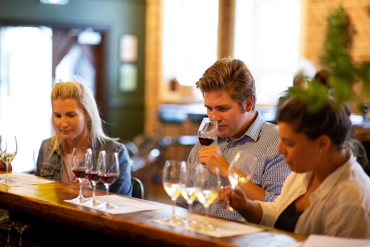 Wine tasting in Christchurch NZ